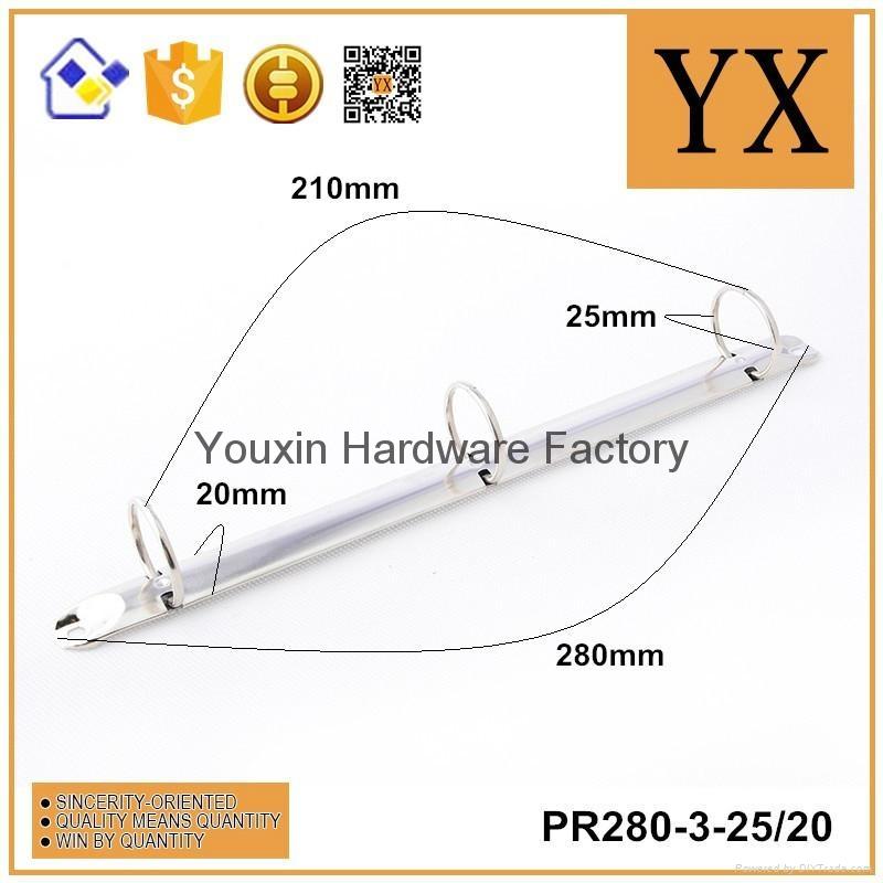 Ring Binder Mechanism PR280-3-25/20 2