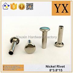 Youxin Hardware Metal Banner Rivet