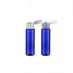 1OZ PET plastic empty hotel shampoo bottles