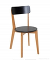 hot selling wooden dining table and chair 3