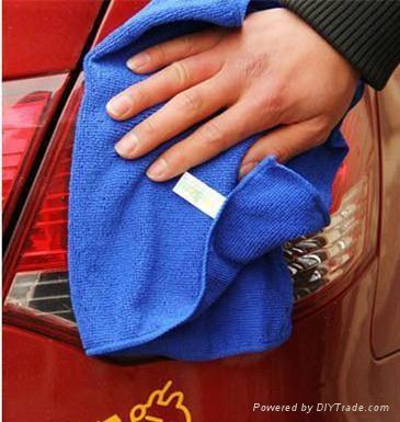 microfiber car wash towel 2