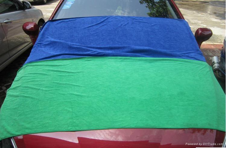 microfiber car wash towel 3