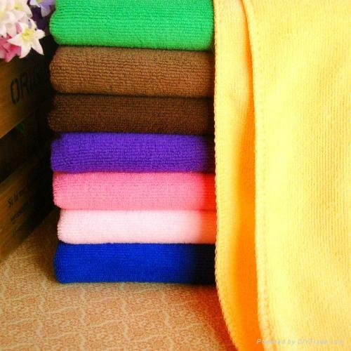 microfiber cleaning towel/cloth 1