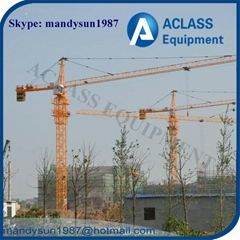 4ton self-lifting tower crane QTZ4208
