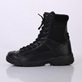 Half Boot Black Color Anti-skid Ventilation Delta military safety boot 1