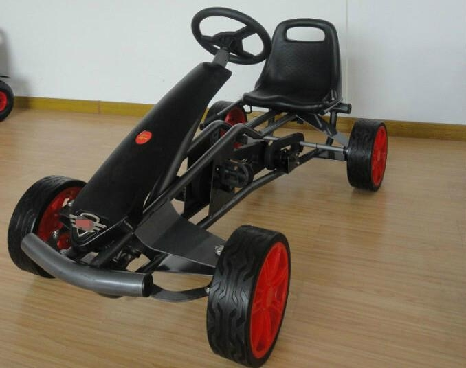 pedal go kart jeep type and CE certificate 1
