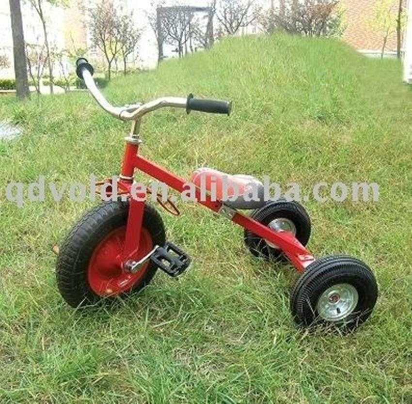 children pedal tricycle 1