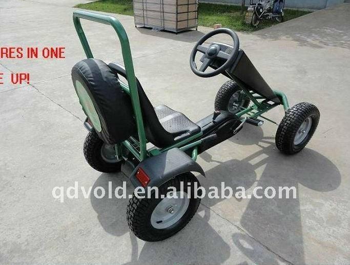 GC003JP adult pedal go kart 1