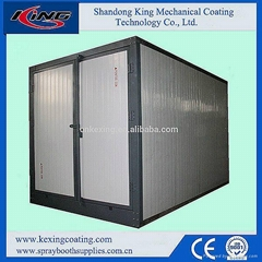 China Energy Saving Electric Powder Coating Oven for Sale