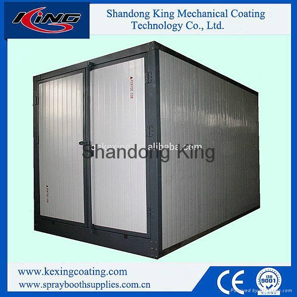 China Energy Saving Electric Powder Curing Oven for Sale 1