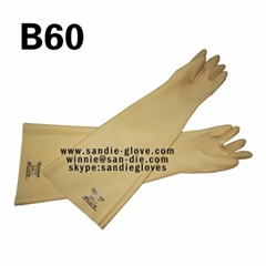 Acid and Alkali Resistant Gloves