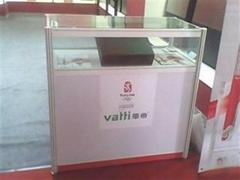 广西租赁玻璃展览展示柜台