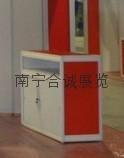 廣西租賃玻璃展覽展示櫃台 4
