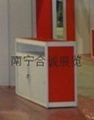 广西租赁玻璃展览展示柜台 4