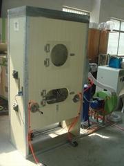 化纖服裝充絨機