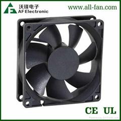 DC axial flow fan