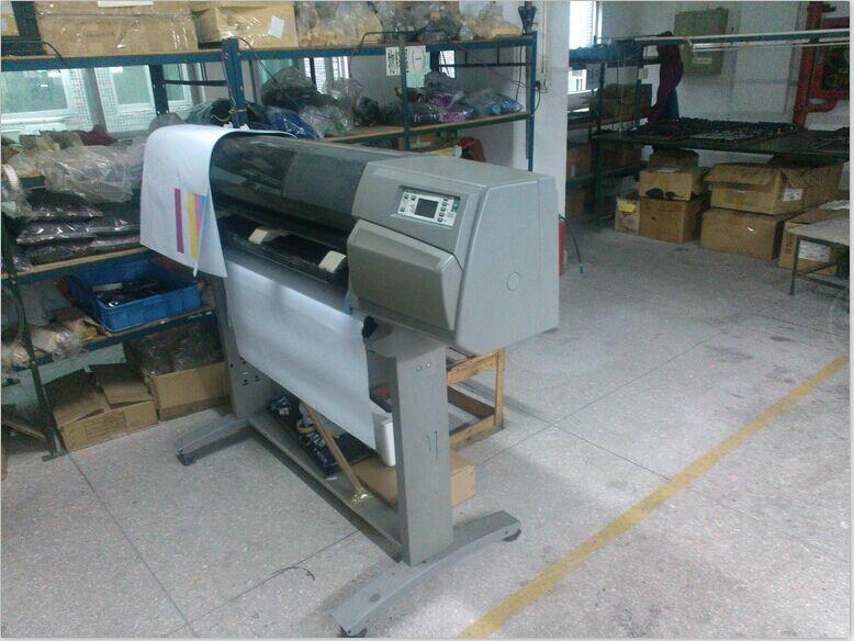 深圳文彩HP81打印头hp5000及hp5500绘图仪墨水 2