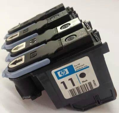 深圳文彩HP11打印头HP500汉邦服装绘图仪墨盒HP45墨水 1