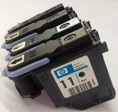 深圳文彩HP11打印头HP500汉邦服装绘图仪墨盒HP45墨水