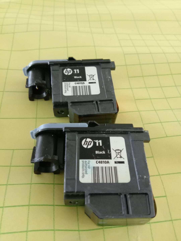 大量收购HP45德创喷码机墨盒墨水HP11打印头 5