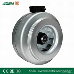 Zhongshan wholesale CE ventilation low noise duct exhaust fan