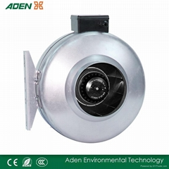 CE wholesale backward curved blade inline duct cenntrifugal ventilation fan