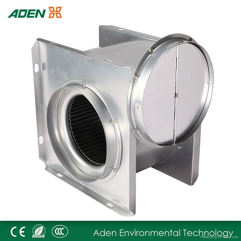 CE Vertical Type Centrifugal Inline Duct Bathroom Exhaust Fan 1 ...