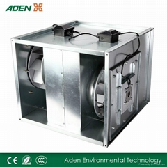 Backward curved industrial exhaust fan manufacture