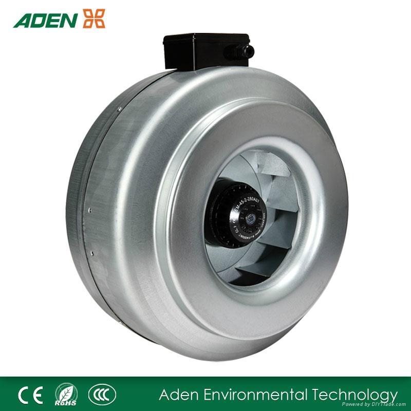 Reversible Duct Fan Centrifugal Pipe Fan Inline Fan