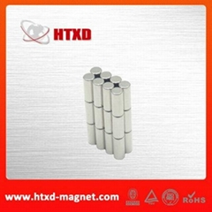Permanent ndfeb cylindrical magnets/Large cylinder magnet