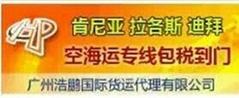 广州浩鹏国际货运代理有限公司