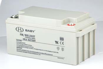 太阳能储能高性能胶体铅酸蓄电池12V 3