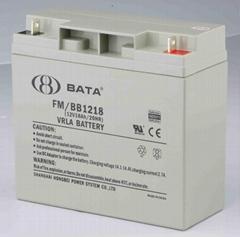 12V18AH閥控密封免維護蓄電池