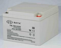 12V24AH铅酸免维护蓄电池