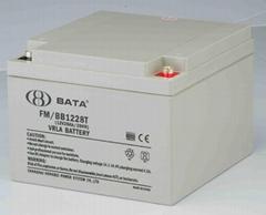 12V28AH铅酸免维护蓄电池