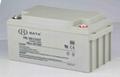 12V65AH太阳能胶体蓄电池