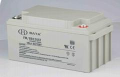 12V65AH太陽能膠體蓄電池