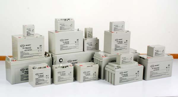太阳能储能高性能胶体铅酸蓄电池12V 1