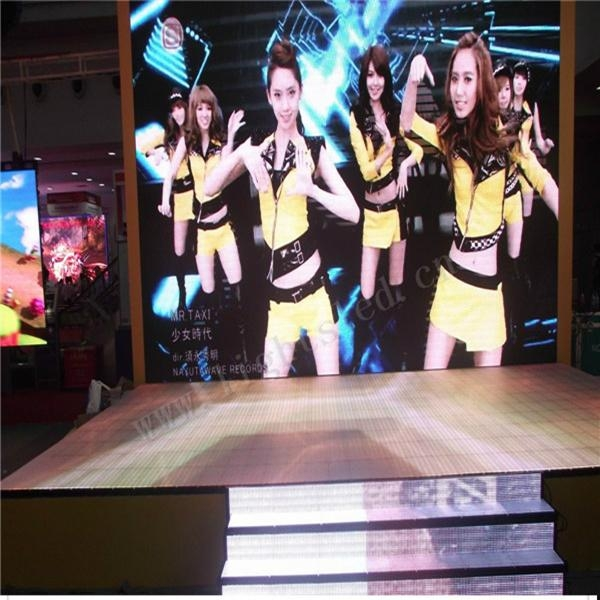 LS-P6 SMD Indoor led display screen  2