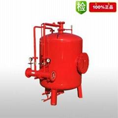 水成膜消防泡沫罐工作原理