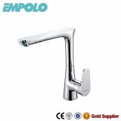 Modern design single lever kitchen sink faucet 83 2101