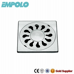High-grade 120mm stainless steel bathroom floor drains 4700