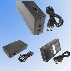 Anti-theft alarm system 12V UPS standby power