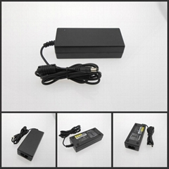High quality 12V 5A  Security Camera LED display Power Supply 12V Adapter