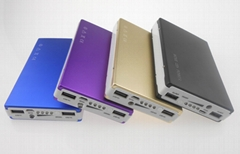 12000mAh Dual USB LED External Portable Battery Power Bank Charger For all phone