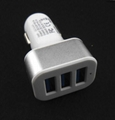 Universal 5V 2.1A 3 Port USB Car Charger