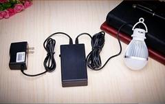 LED lamp in lighting dedicated 12v mini ups  Uninterruptible backup power supply