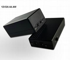 power supply 12V 2A 44.4W mini ups MODEM