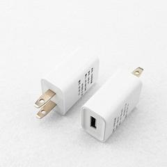 AC DC USB  charger DC 5V1A  US plug