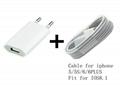 5V 1A US Plug Travel usb charger AC Wall